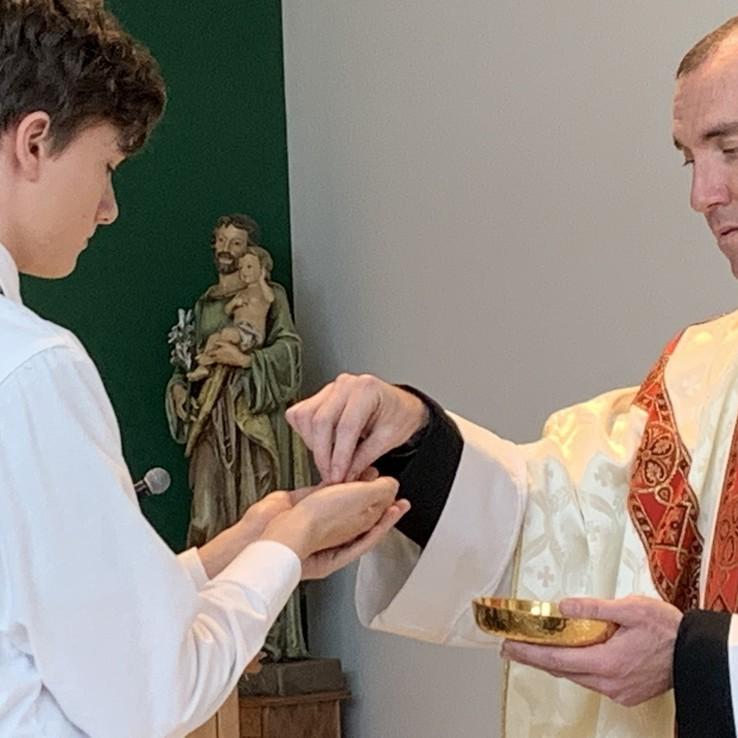 Student Communion