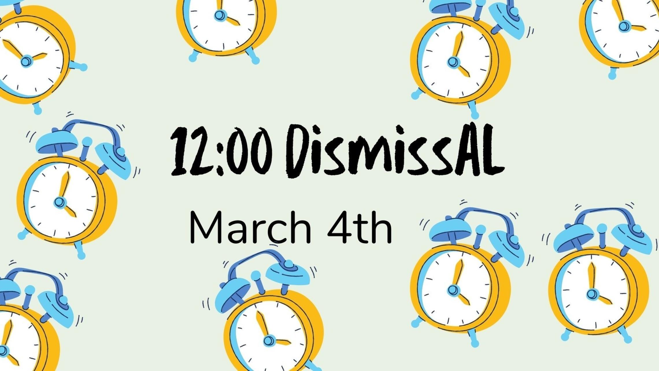 12 Dismissa